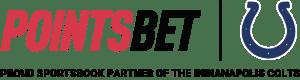 PointsBet Colts logo