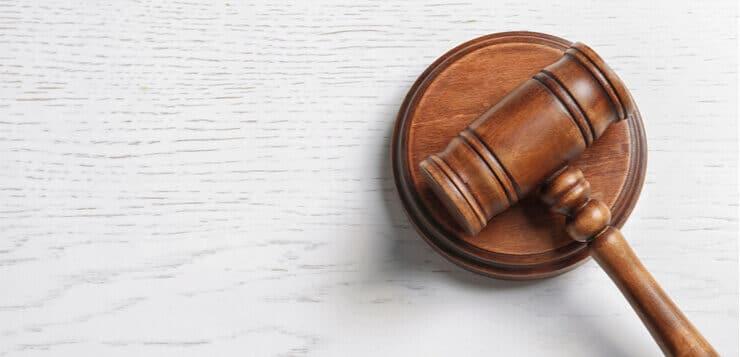 gavel courtroom