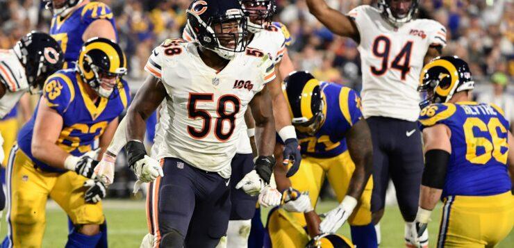 Bears Rams Betting