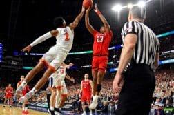 NCAA Indianapolis basketball