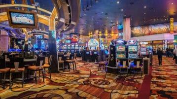 Illinois Casino Revenue January 2021