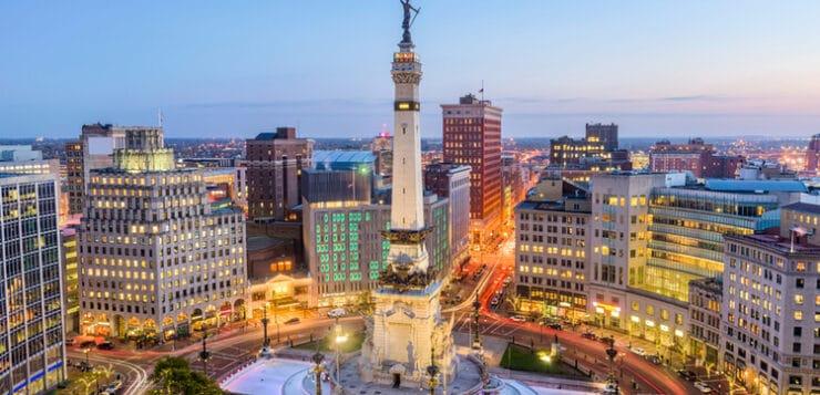 Indiana 2021 January sports betting