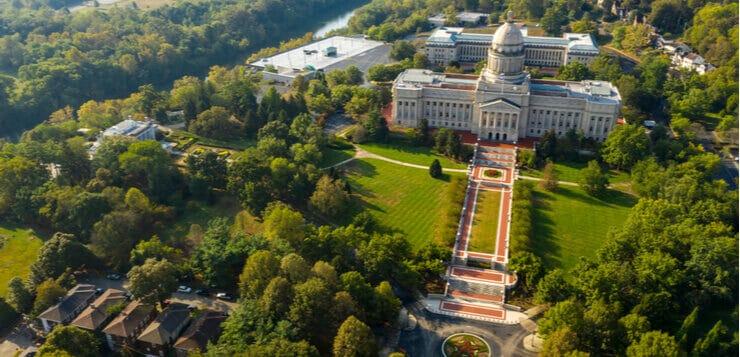 KY statehouse