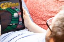 Illinois online casino government report