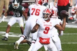 Indiana college football 2021