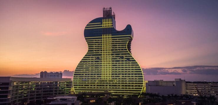 Hard Rock casino renewal