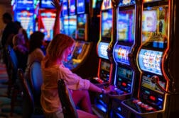 Illinois casino revenue August 2021