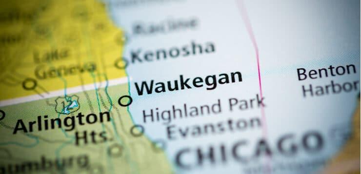 Waukegan Illinois casino license