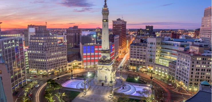 Indiana Sports Betting August 2021